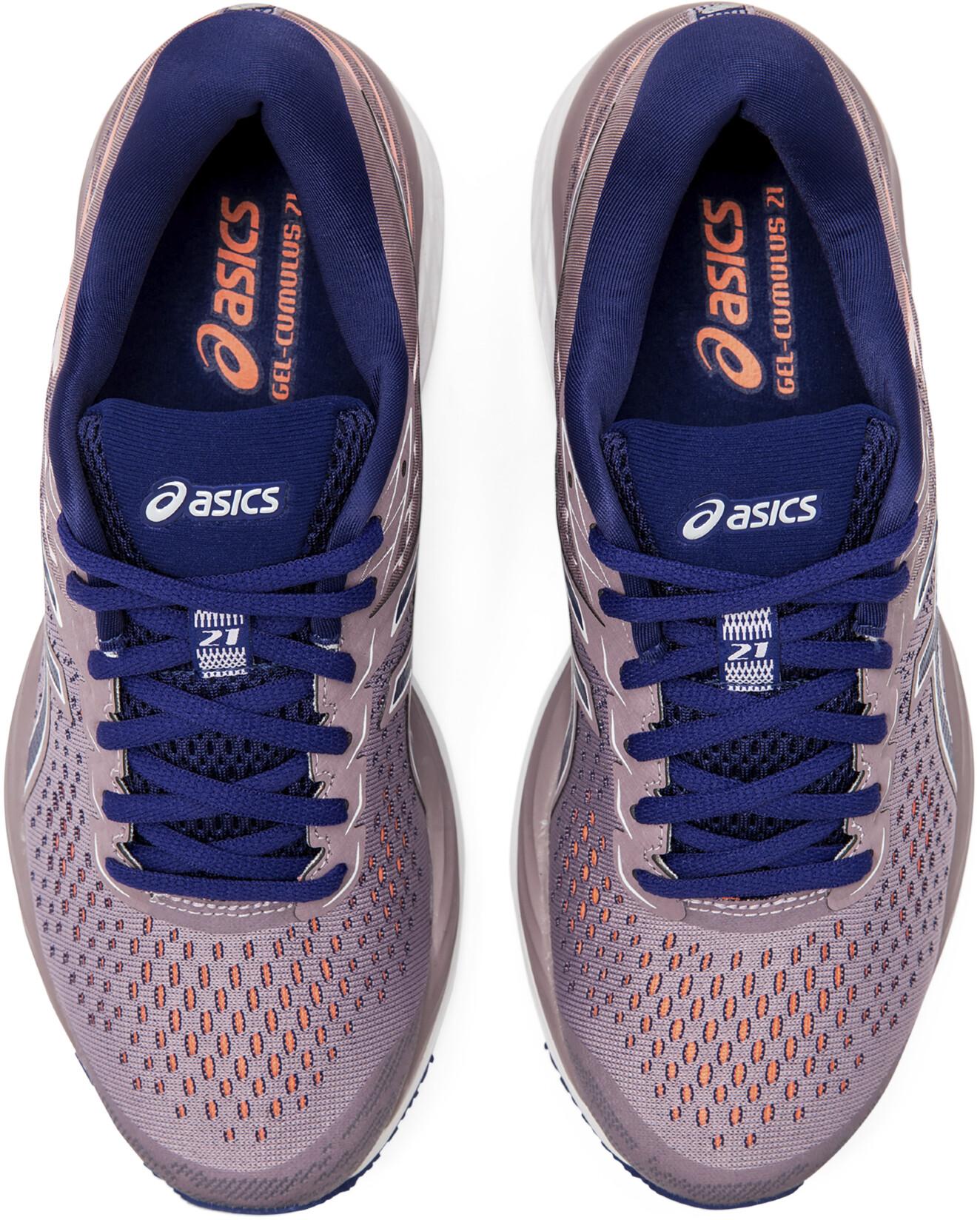 21 Blushdive Gel Asics WomenViolet Blue Shoes Cumulus 4R5ALj